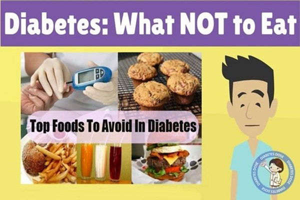 What Food causes Diabetes – Top 5 Food Items that Cause Diabetes | Diabetes  Dose