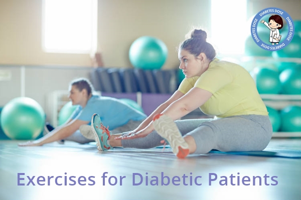 Exercises for Diabetic Patients